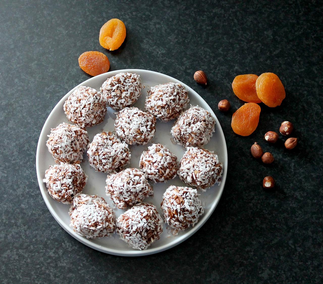 Zdrowe słodycze dla dzieci – ciastka owsiane wegańskie bezglutenowe