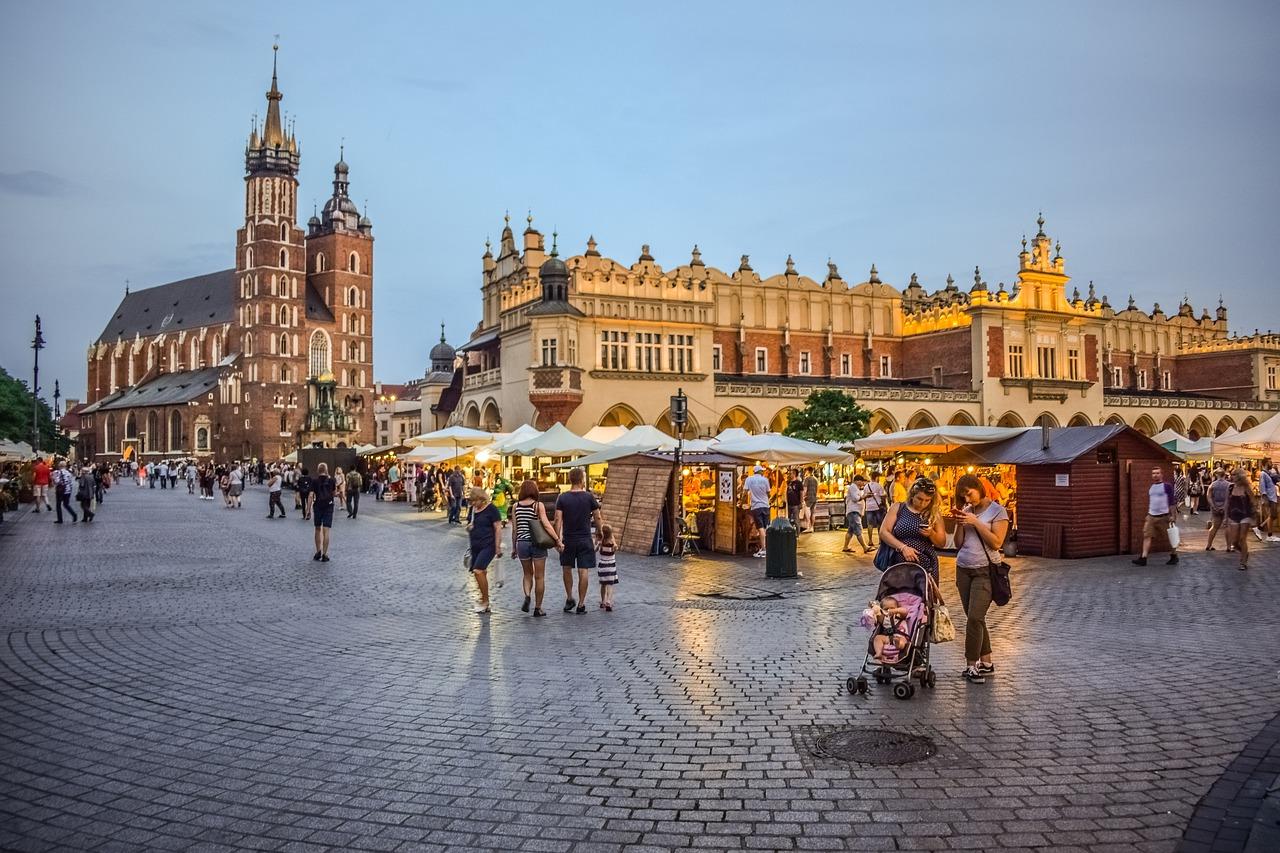 Kraków – propozycje rozrywek